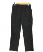 teatora(テアトラ)の古着「WALLET PANTS OFFICE SM」|ブラック