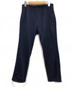 FWk Engineered Garments(エフダブリューケーエンジニアードガーメンツ)の古着「サイドライントラックパンツ」|ネイビー