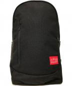Manhattan Portage(マンハッタンポーテージ)の古着「Intrepid Backpack」 ブラック