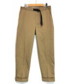 ()の古着「AIR HOLD TRAIL PANTS」 ブラウン