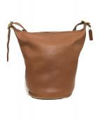 ()の古着「ショルダーバッグ」|ブラウン