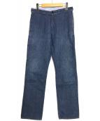 ()の古着「デニムパンツ」 インディゴ