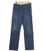 nanamica(ナナミカ)の古着「デニムパンツ」|インディゴ