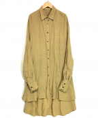 Curensology(カレンソロジー)の古着「カレンソロジーシャツ」|ブラウン