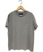 MADISON BLUE(マディソンブルー)の古着「ポケットTシャツ」 グレー
