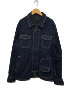 glamb(グラム)の古着「ロッソジャケット」|インディゴ