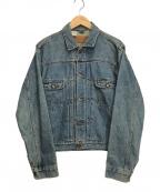 Wrangler(ラングラー)の古着「デニムジャケット」 インディゴ