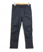 GRAMICCI(グラミチ)の古着「トラウザーパンツ」|ネイビー