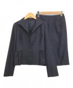 ANAYI(アナイ)の古着「セットアップスーツ」|ネイビー