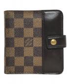 ()の古着「財布」 ブラウン