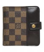 LOUIS VUITTON(ルイ ヴィトン)の古着「財布」|ブラウン