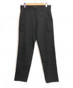 REGULATION Yohji Yamamoto(レギュレーションヨウジヤマモト)の古着「パンツ」|グレー