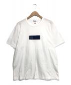 ()の古着「ボックスパッチTシャツ」|ホワイト
