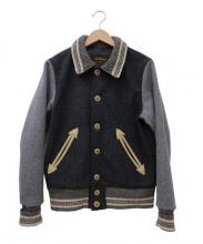 jackman(ジャックマン)の古着「アワードジャケット」|グレー