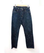 STEVENSON OVERALL(スティーブンソンオーバーオール)の古着「デニムパンツ」|インディゴ