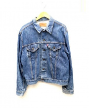 LEVI'S(リーバイス)の古着「4thデニムジャケット」|インディゴ