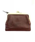 土屋鞄製作所(ツチヤカバン)の古着「2つ折り財布」|ブラウン