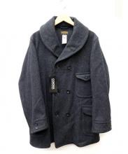 CORONA(コロナ)の古着「マッキーノメルトンコート」|ブラック
