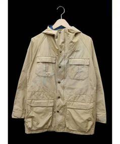 SIERRA DESIGNS(シェラデザインズ)の古着「60/40クロスマウンテンパーカー」|ベージュ