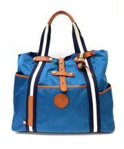 Orobianco(オロビアンコ)の古着「トートバッグ」 ブルー