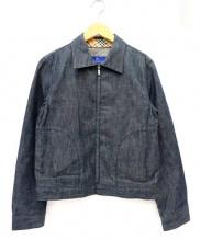 Burberrys BLUE LABEL(バーバリーブルーレーベル)の古着「デニムジャケット」|インディゴ