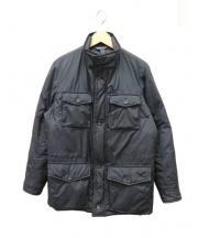 Brooks Brothers(ブルックス・ブラザーズ)の古着「M-65ダウンジャケット」 ブラック