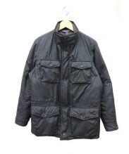 Brooks Brothers(ブルックス・ブラザーズ)の古着「M-65ダウンジャケット」|ブラック