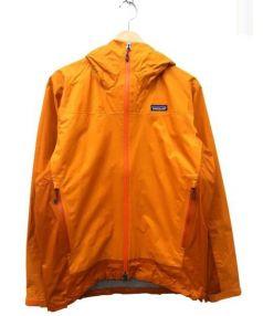 Patagonia(パタゴニア)の古着「マウンテンパーカー」|オレンジ