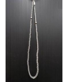 PHITEN(ファインテン)の古着「アスリートクリスタルネックレス」|クリスタル