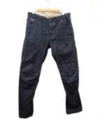 G-STAR RAW(ジースターロウ)の古着「デニムパンツ」 インディゴ
