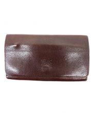 IL BISONTE(イルビゾンテ)の古着「長財布」|ブラウン