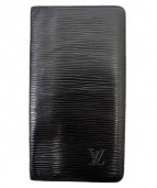 LOUIS VUITTON(ルイ・ヴィトン)の古着「札入れ」|ブラック