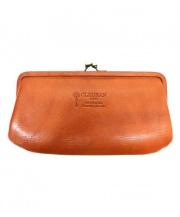CLEDRAN(クレドラン)の古着「がま口長財布」|ブラウン