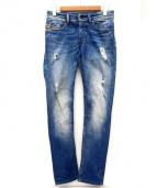 DIESEL(ディーゼル)の古着「ストレッチデニムパンツ」|インディゴ