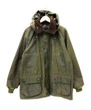 Barbour(バブアー)の古着「ビデイルジャケット」|ダークグリーン