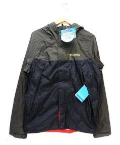 Columbia(コロンビア)の古着「トレッキングジャケット」|オリーブ×ブラック