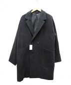 BEAMS(ビームス)の古着「チェスターコート」|ブラック