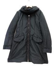 MONCLER(モンクレール)の古着「ダウンコート」 ブラック