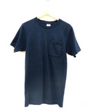 Supreme×ANTIHERO(シュプリム × アンチヒーロー)の古着「プリントTシャツ」 ネイビー