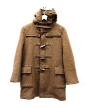 GLOVER ALL(グローバーオール)の古着「ウールダッフルコート」|ブラウン