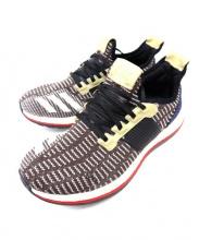adidas by kolor(アディダス バイ カラー)の古着「スニーカー」|ブラック×ブラウン