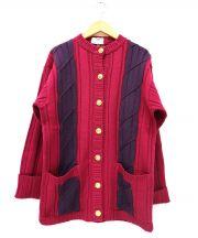 CELINE(セリーヌ)の古着「ウールカーディガン」