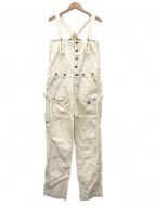 KAPITAL(キャピタル)の古着「オーバーオール」|ホワイト