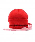PEACEMINUSONE(ピースマイナスワン)の古着「ニット帽」