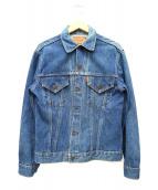 LEVIS(リーバイス)の古着「デニムジャケット」 インディゴ
