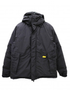 NATAL DESIGN(ネイタルデザイン)の古着「ENHANCED HOODY」 ブラック