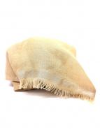 Loro Piana(ロロピアーナ)の古着「カシミヤシルクラメストール」|ベージュ