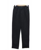 Y's(ワイズ)の古着「テーパードパンツ」|ブラック