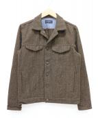 Paul Smith JEANS(ポールスミスジーンズ)の古着「ウールジャケット」|ブラウン