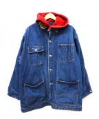 POLO COUNTRY(ポロカントリー)の古着「デニムジャケット」